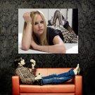 Avril Lavigne Singer Music Huge 47x35 Print Poster