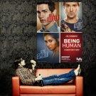 Being Human TV Series Huge 47x35 Print Poster