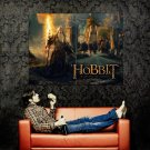 The Hobbit An Unexpected Journey Movie Huge 47x35 Print Poster
