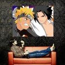 Naruto Shippuden Anime Art Huge 47x35 Print Poster