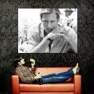 Alexander Skarsgard Hot Actor BW Huge 47x35 Print Poster