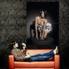 Rihanna Hot RnB Singer Music Huge 47x35 Print Poster