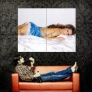 Cheryl Cole Hot Singer Tattoo Huge 47x35 Print Poster
