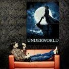 Underworld Movie Art Moon Huge 47x35 Print Poster