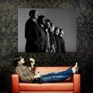 Linkin Park Band Music BW Huge 47x35 Print Poster