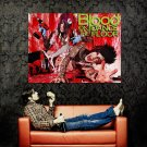 Blood On The Dance Floor Music Huge 47x35 Print Poster