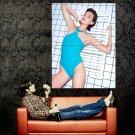 Arizona Muse Hot Swimsuit Sexy Model Huge 47x35 Print Poster