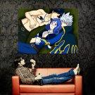 Fairy Tail Anime Manga Art Huge 47x35 Print Poster