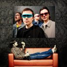 Weezer Alternative Rock Band Music Huge 47x35 Print Poster