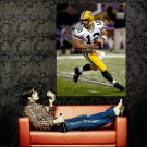 Aaron Rodgers Green Bay Packers NFL Sport Huge 47x35 Print Poster