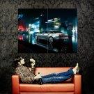 Jaguar XJ Luxury Car Huge 47x35 Print Poster
