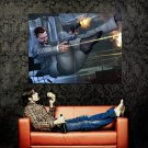 Max Payne Video Game Art Huge 47x35 Print Poster