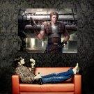 Dash Rendar Star Wars Art Huge 47x35 Print Poster