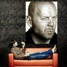 Bruce Willis Art Portrait Movie Actor Huge 47x35 Print Poster