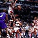 Michael Jordan Bulls Vs Utah Jazz NBA 32x24 Print POSTER