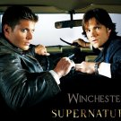 Supernatural TV Series Winchesters 32x24 Print POSTER