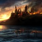 Harry Potter And The Deathly Hallows 32x24 Print POSTER