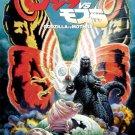 Godzilla Vs Mothra 1992 Japanese Sci Fi Monsters Art 32x24 Print POSTER