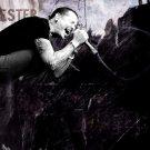 Chester Bennington Linkin Park Alternative Rock Music 32x24 Print POSTER
