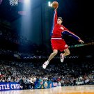 Brent Barry Free Throw Line Slam Dunk Contest NBA Basketball 32x24 POSTER