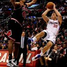 Blake Griffin Fade Away Jumper Los Angeles Clippers NBA 32x24 POSTER