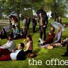 The Office Cast Dwight Jim Pam Ryan Tv Series 32x24 Poster