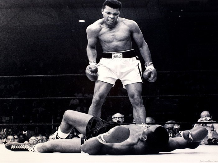a discussion on boxing and muhammed ali Boxing legend muhammad ali dies at 74 - english news lessons: free 26-page & 2-page lessons / online activities / 7 levels.