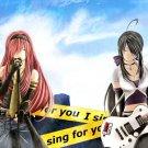 Yowane Haku Megurine Luka Singing Girls Anime Art 32x24 POSTER