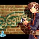 Yogurting Endless Dreams Guy Headphones Anime Art 32x24 POSTER