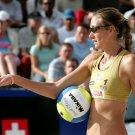 Kerri Walsh Beach Volleyball Women Hot 32x24 Print POSTER