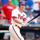 Chase Utley Phillies Baseball MLB Sport 32x24 Print POSTER