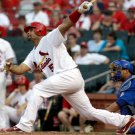 Albert Pujols Baseball MLB Sport 32x24 Print POSTER