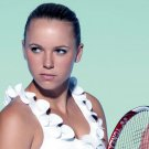 Caroline Wozniacki Hot Beauty WTA Tennis 32x24 Print POSTER