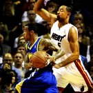 Juwan Howard Miami Heat NBA 2011 32x24 Print Poster