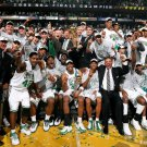Boston Celtics Finals Champion NBA 32x24 Print Poster