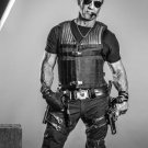 Sylvester Stallone Actor Adventure Movie The Expendables 32x24 Print POSTER