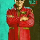 Adventure Movie The Expendables Harrison Ford 32x24 Print POSTER