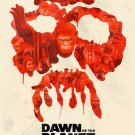 Dawn Of The Planet Of The Apes Movie Fantasy Drama Fantasy32x24 Print POSTER