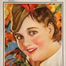 Betty Bronson Actress Photoplay Cover 32x24 Print POSTER