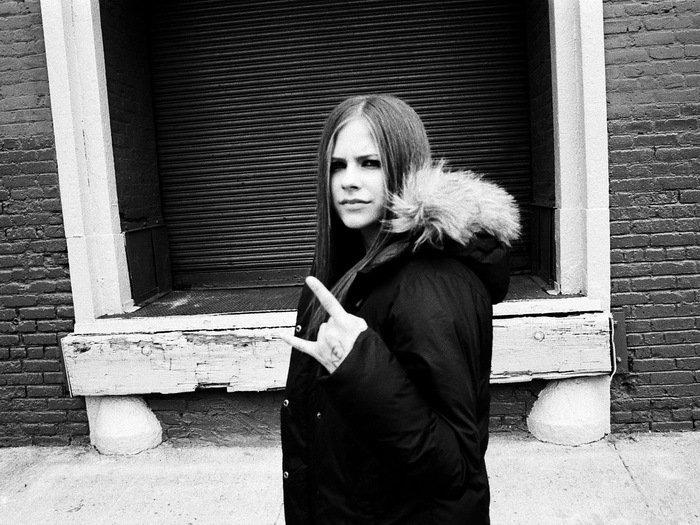 Singer Music Punk Rock Pop Avril Lavigne 32x24 Print POSTER