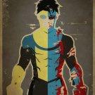 Invincible Mark Grayson Image Comics Universe 32x24 Print POSTER