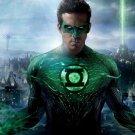 DC Comics Green Lantern Fantasy Movie Ryan Reynolds 32x24 Print POSTER