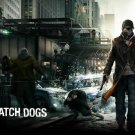 Action Adventure Watch Dogs Game 32x24 Print POSTER