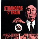 Strangers On A Train Hitchcock Retro Movie 32x24 Print Poster