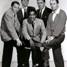 Rat Pack Amazing Cool Retro Classic BW 32x24 Print Poster