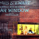 Rear Window Hitchcock Retro Movie Vintage 32x24 Print Poster