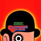 A Clockwork Orange Stanley Kubrick Movie Art 32x24 Print Poster