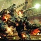 MechWarrior Online Game Battle Art MWO 32x24 Print Poster