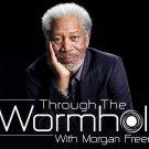 Through The Wormhole Morgan Freeman TV 32x24 Print Poster