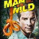 Bear Grylls Man Vs Wild Discovery TV Show 32x24 Print Poster